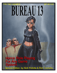 RPG Item: Bureau 13 Special Edition: Horror Role Playing for Any Game System