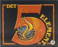 Board Game: Det 5 Element