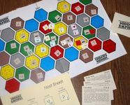 Board Game: Hidden Empires