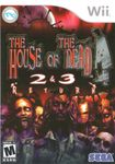 Video Game Compilation: The House of the Dead 2 & 3 Return