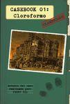 RPG Item: Casebook 01: Cloroformo
