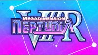 Video Game: Megadimension Neptunia VIIR