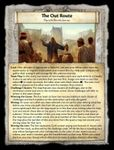 Board Game: Crossroads: The Out Route Promo