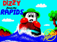 Video Game: Dizzy Down the Rapids