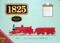 Board Game: 1825 Unit 2