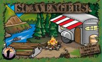 Board Game: Scavengers