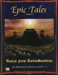 RPG Item: Race for Retribution