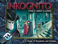 Board Game: Inkognito: The Card Game