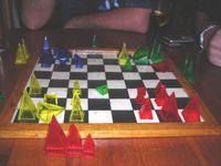 Board Game: Pikemen