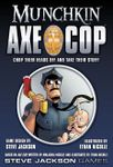 Board Game: Munchkin Axe Cop