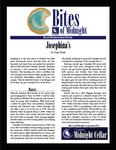 RPG Item: Josephina's (d20 Version)
