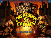 Video Game: Creatures & Castles