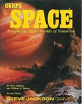 RPG Item: GURPS Space (Second Edition)