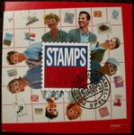 Board Game: Stamps: Postzegelverzamelspel