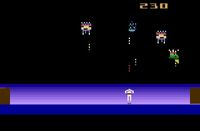 Video Game: Space Cavern