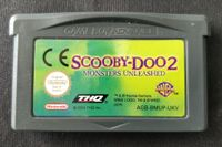 Video Game: Scooby-Doo 2: Monsters Unleashed (GBA)
