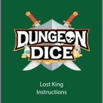Board Game: Dungeon Dice: The Lost King