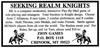 RPG: Realm Knights