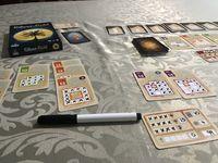 Board Game: Silver & Gold