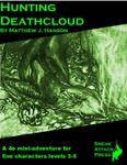 RPG Item: Hunting Deathcloud (4E)
