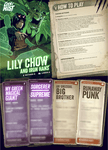RPG Item: City of Mist Playbook: Lily Chow and Iron Hans