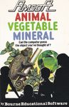 Video Game: Animal/Vegetable/Mineral