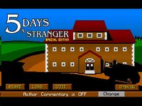 Video Game: 5 Days a Stranger