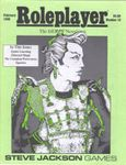 Issue: Roleplayer (Issue 18 - Feb 1990)