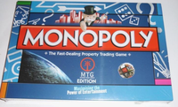 Board Game: Monopoly: MTG