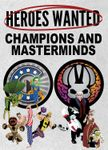 Board Game: Heroes Wanted: Champions and Masterminds