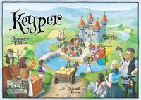 Board Game: Keyper