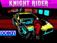 Video Game: Knight Rider (1986)