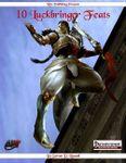 RPG Item: 10 Luckbringer Feats
