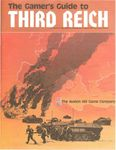 Board Game Accessory: Wargamer's Guide to Third Reich
