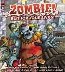 Board Game: Zombie! Run for Your Lives!