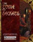 RPG Item: Tome of Secrets