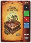 Board Game: King's Forge: Game of Ingenuity Exclusive Craft Card