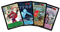Board Game: Sentinels of the Multiverse: 2015 Holiday Promo Pack