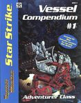 Board Game: Star Strike Vessel Compendium #1: Adventurer Class