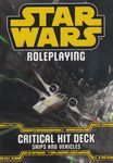 RPG Item: Critical Hit Deck: Ships and Vehicles