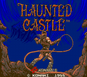 Video Game: Haunted Castle