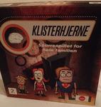 Board Game: Klisterhjerne