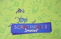 Board Game: Scrutineyes Junior