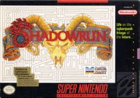 Video Game: Shadowrun (SNES)