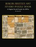 RPG Item: Bukur Fifette's Puzzle Door