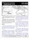 RPG Item: Day 13: Dimetrodon Pack
