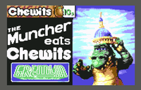 Video Game: The Muncher