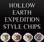 RPG Item: Hollow Earth Expedition Style Chips