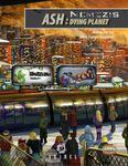 RPG Item: Ash: Dying Planet