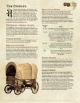 RPG Item: The Peddler